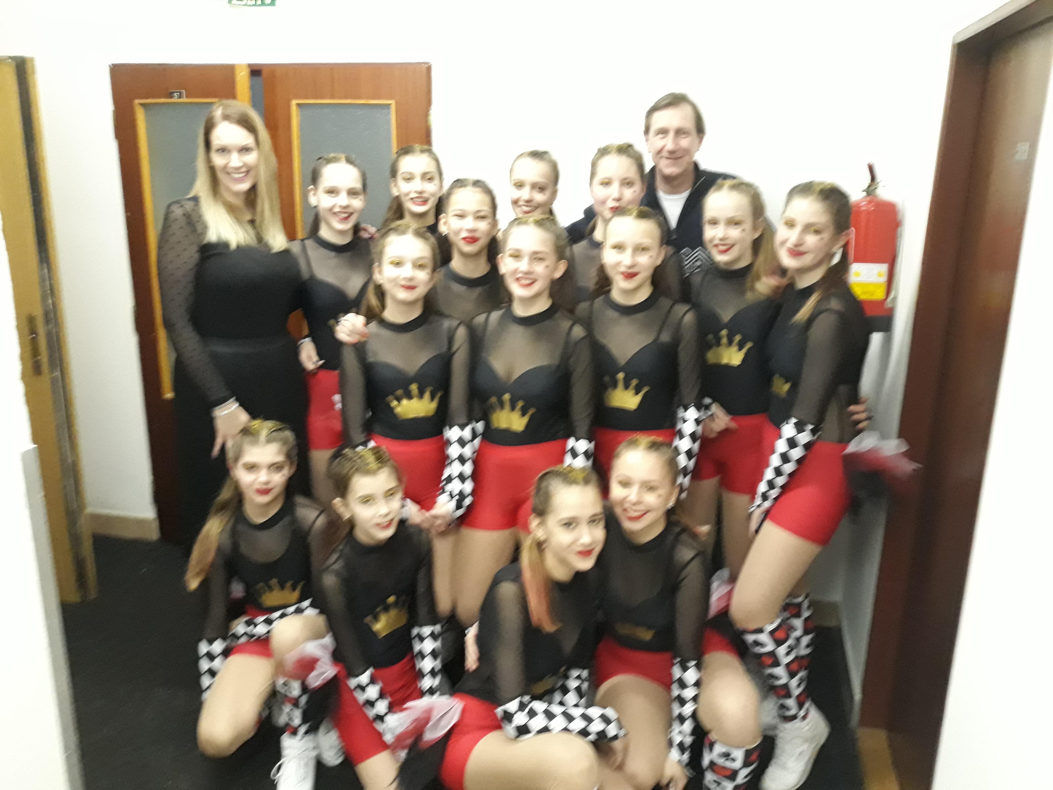 Ples Vojska v J. Hradci