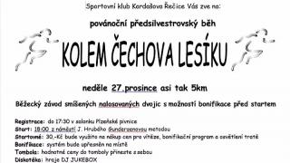 Kolem Čechova lesíku